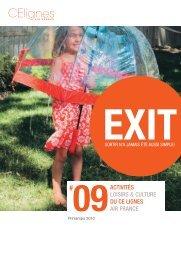09activités loisirs & culture du ce lignes air france - Visit zone-secure ...