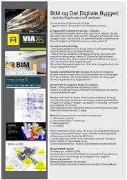 BIM og Det Digitale Byggeri - kursus for ledige - Arkitektskolen Aarhus