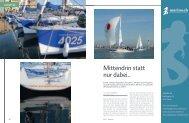 Mittendrin statt nur dabei… - marina.ch