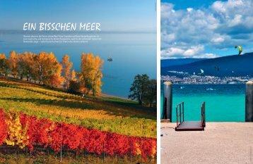 Neuenburgersee - marina.ch - das nautische Magazin der Schweiz