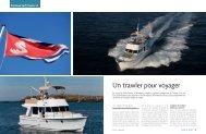Beneteau Trawler 34 - Marina.ch