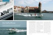 "Juni 2009 Black Fin Elegance 25 ""Die Haifischflosse"" - boot24.ch"