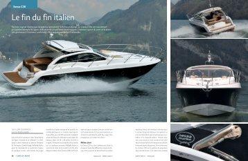 Octobre 2010 Sessa C38 - bateau24.ch
