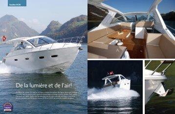 Sealine SC35 - bateau24.ch