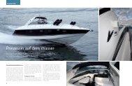 """Princess V42 """"Prinzessin auf dem Wasser"""" - boot24.ch"""