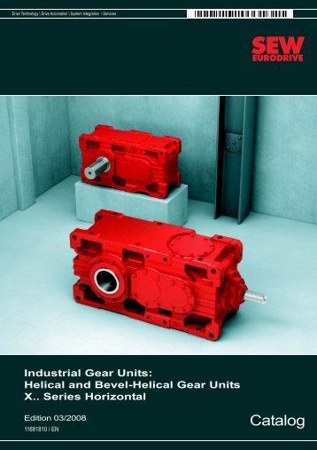 Industrial - X Horizontal - Catalog 08 - 11681810.pdf