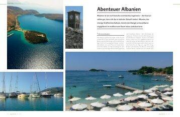 Abenteuer Albanien - Marina.ch