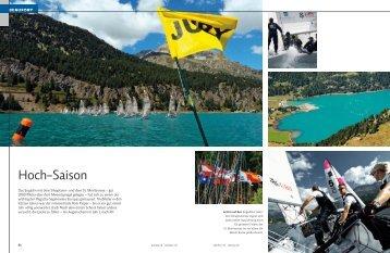 engadin (PDF, 1.42 MB) - marina.ch - das nautische Magazin der ...