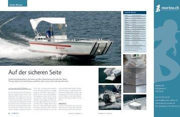 Juli / August 2009 Hasler Rescue - Boat24.com