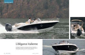 Novembre 2010 Sessa Key Largo 27 - bateau24.ch