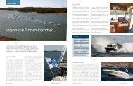 Wenn die Finnen kommen… - marina.ch - das nautische Magazin ...