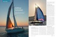 """November 2009 Diamant3000 """"Zeitlose Schönheit"""" - boot24.ch"""