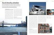 Durch Amerika schweben - marina.ch - das nautische Magazin der ...