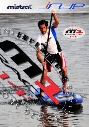 Mistral Inflatable SUP M1 - GoExpo