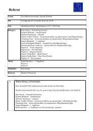 Referat fra HB-møde den 29. November 2012 - Spaniel-Klubben
