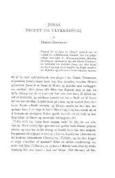 Henning Henningsen: Jonas - profet og ulykkesfugl, s. 105-122