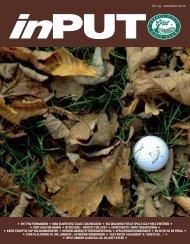 eller hent inPUT som PDF her... - Aarhus Aadal Golf Club