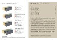 VELFAC 200 Helo® - udadgående vinduer