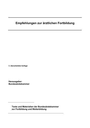 (Muster-) Satzungsregelung Fortbildung und Fortbildungszertifikat