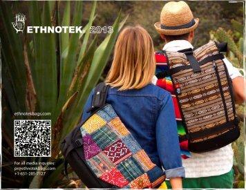 Ethnotek Bags - Company Debut - GoExpo