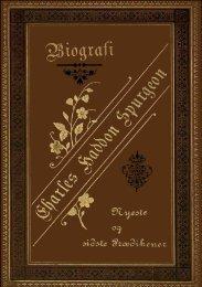 CH Spurgeon - Kristenbloggen