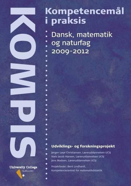 KOMPIS - University College Sjælland