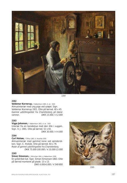auCtion 763 - Bruun Rasmussen
