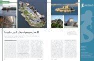 Inseln, auf die niemand will - Marina.ch