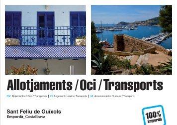 Liste de logements pour décharger - Ajuntament de Sant Feliu de ...