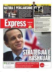 MATURA E PERGJAKSHME - Gazeta Express