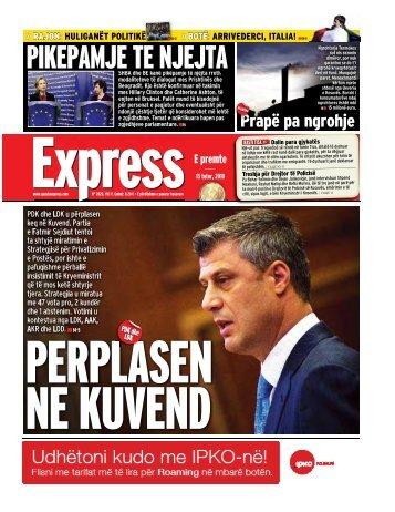 PIKEPAMJE TE NJEJTA - Gazeta Express