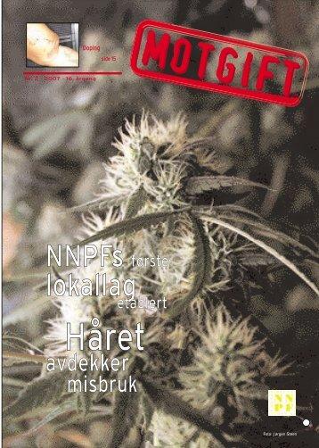 NNPFs lokallag - Norsk Narkotikapolitiforening