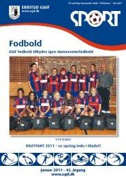 Fodbold - Erritsø Gymnastik- & Idrætsforening
