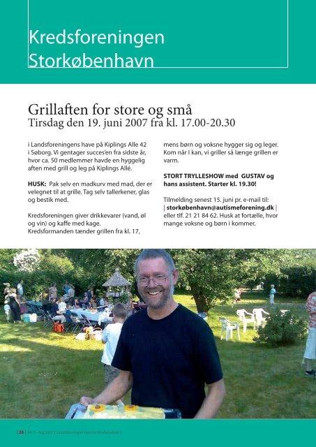 TEMA-ARTIKLER: FOKUS PÅ AUTISME - Landsforeningen Autisme