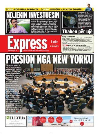 NDJEKIN INVESTUESIN - Gazeta Express