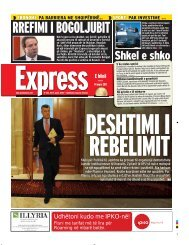 RREFIMI I BOGOLJUBIT - Gazeta Express
