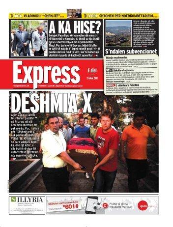 A KA HISE? - Gazeta Express