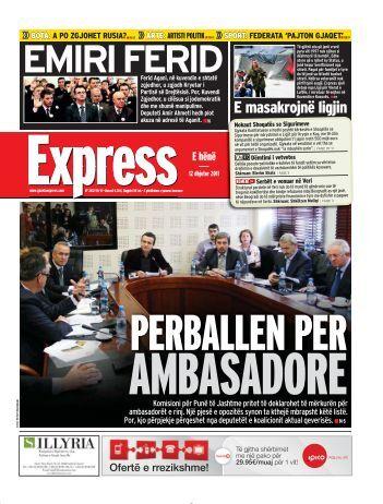 EMIRI FERID - Gazeta Express