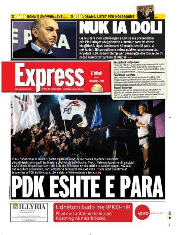 NUK IA DOLI - Gazeta Express