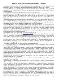 Referat fra ordinær generalforsamling i Bording Hallen d