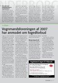 Snekaos på Bornholm - TaxiDanmark - Page 7