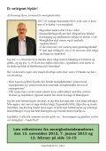 Sogneblad 2013-1 - Sankt Laurentii Kirke - Page 3