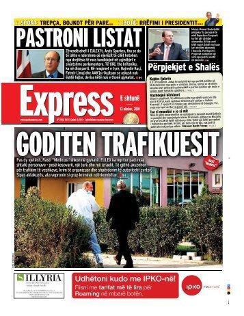 PASTRONI LISTAT - Gazeta Express