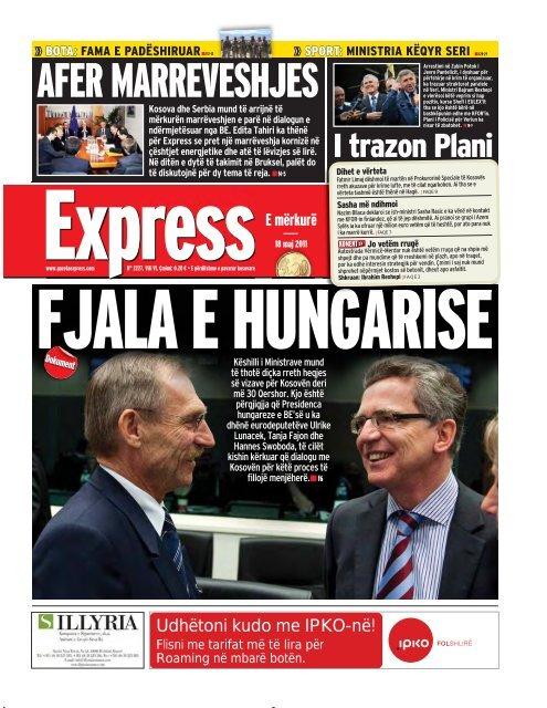 AFER MARREVESHJES - Gazeta Express