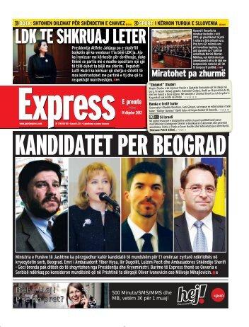 LDK TE SHKRUAJ LETER - Gazeta Express