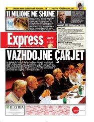 11 MILIONE ME SHUME - Gazeta Express