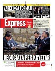 VARET NGA FORMATI - Gazeta Express