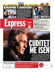 Djali i NATO's - Gazeta Express