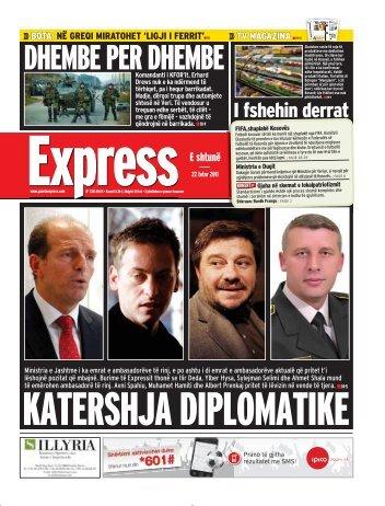 DHEMBE PER DHEMBE - Gazeta Express