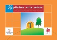 Optimisez votre maison - Energie Wallonie